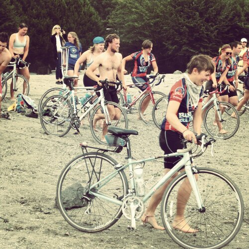 Goodbye Bike & Build, Hello Adventure