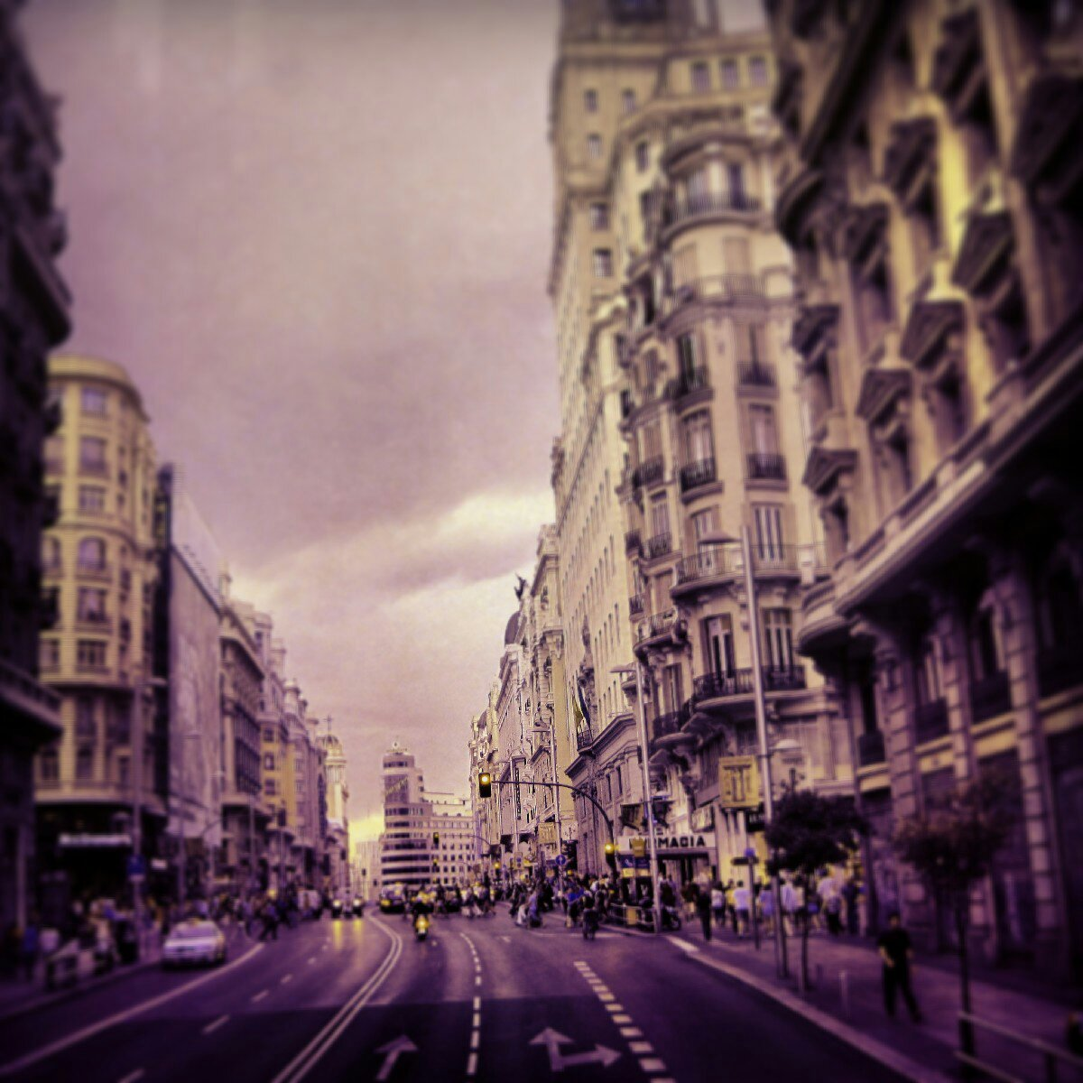 Madrid (The Beginning)