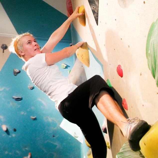 Aer Climbing gym