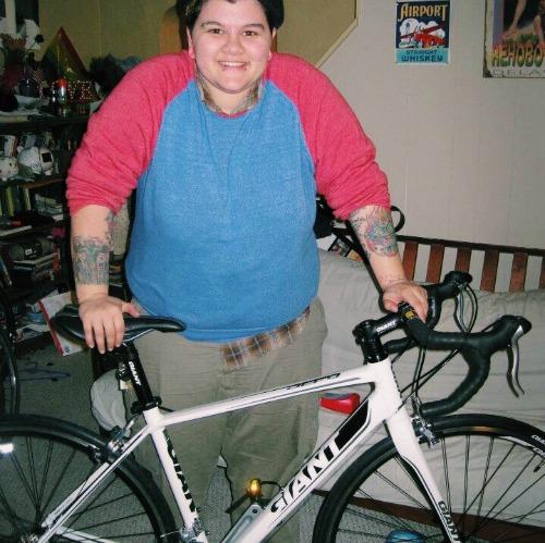 The Bike & Build Bike